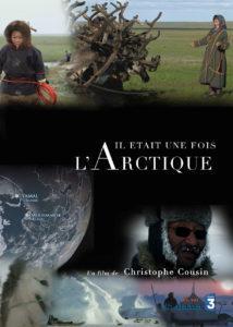 COUV-DVD-IL ETAIT UNE FOIS LARCTIQUE