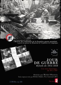 COUV-DVD-JOUR DE GUERRE-2 DVDs